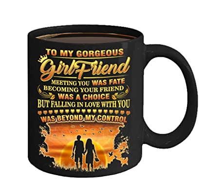 Amazon TERAVEX Gift Mugs For Your GirlFriend