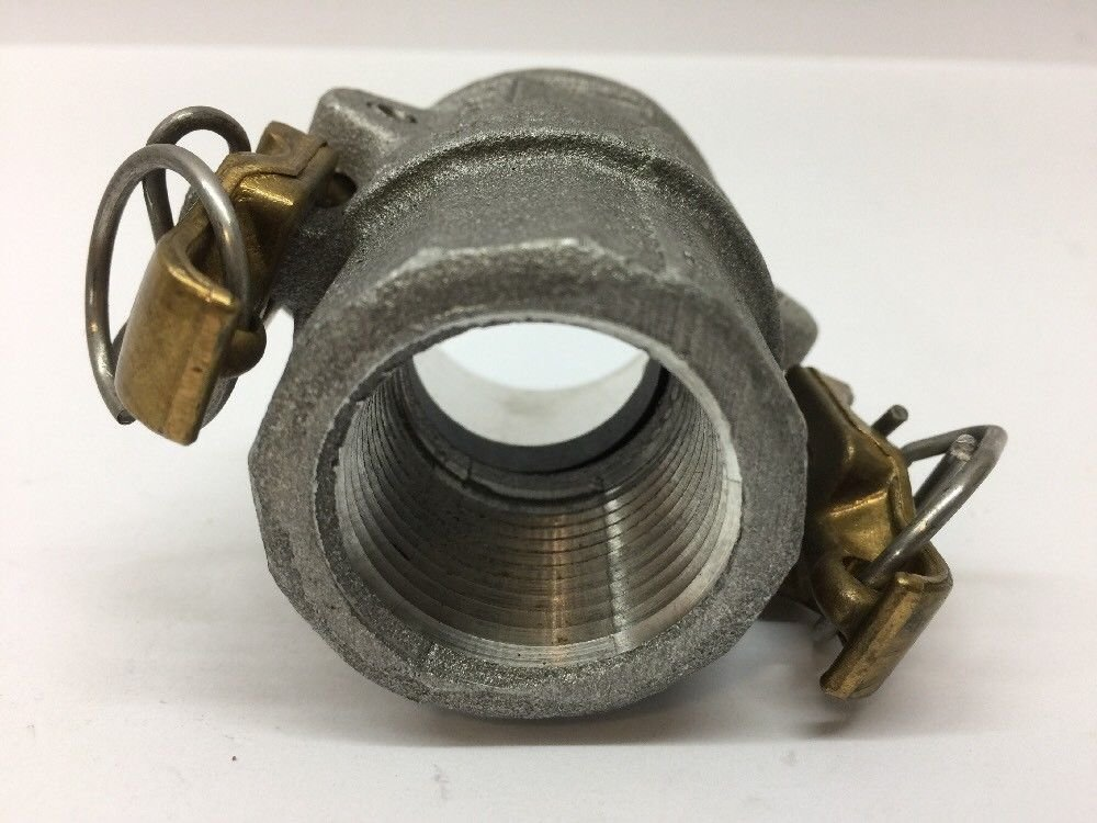 Voto Quick Disconnect Coupling Half Male AD-100 Aircraft Fuel 1''