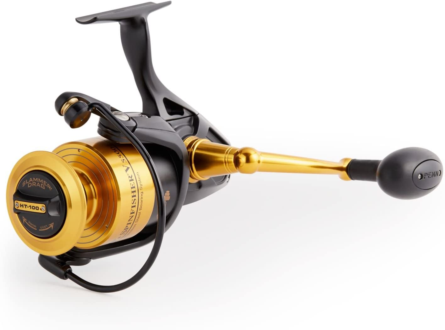 Penn Spinfisher V Ssv5500 Carrete Spinning: Amazon.es: Deportes y ...