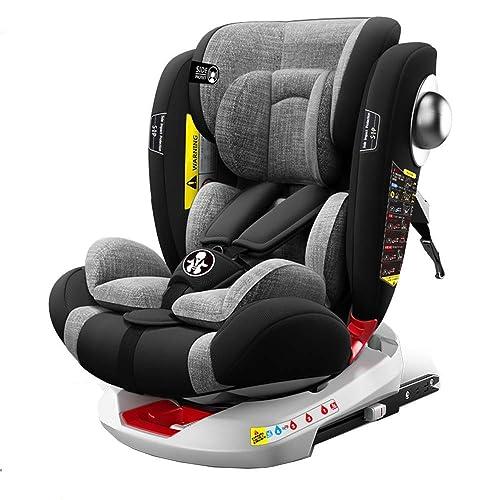 Babify On Board Silla de coche giratoria 360º Contramarcha grupos 0 1 2 3 0 36 kg