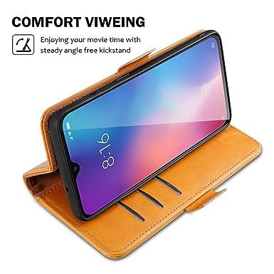 Amazon.com: Xiaomi Mi 9 SE Funda, Xiaomi Mi 9 SE Cover Thin ...