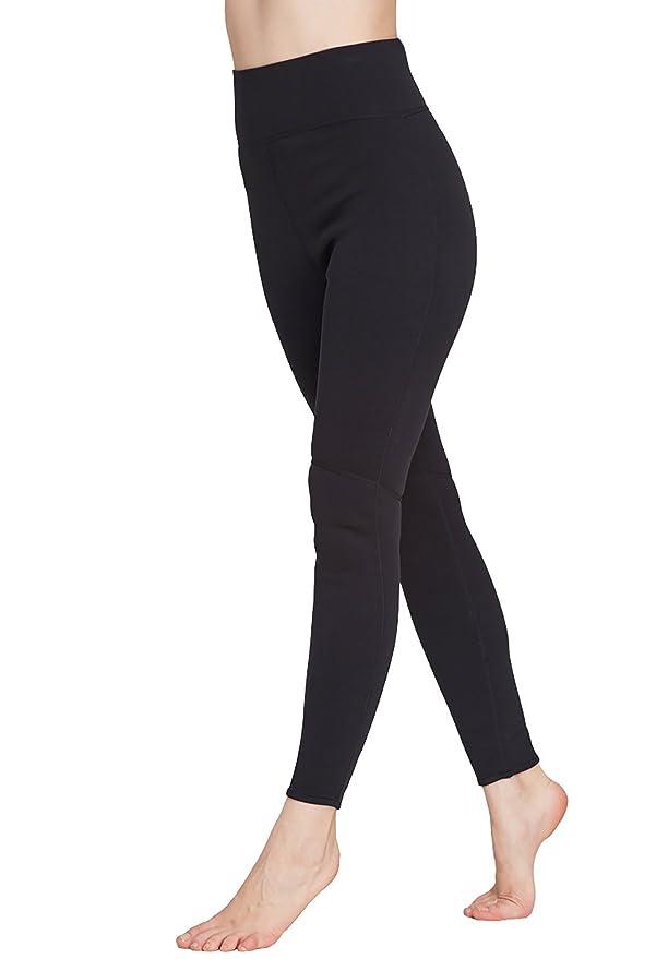 Amazon.com: cahayi Mujer Trajes pantalón neopreno 3 mm ...