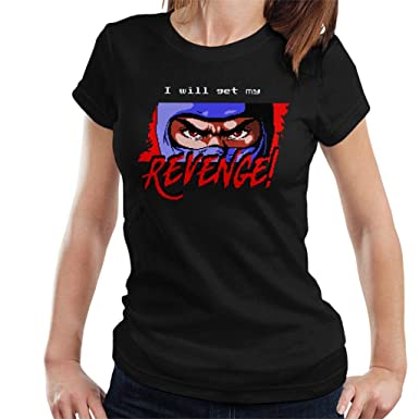 Cloud City 7 I Will Get My Revenge Retro Ninja Gaiden ...