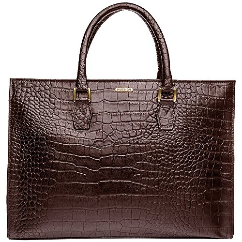 Hidesign Kester Women's Work Bag, Brown