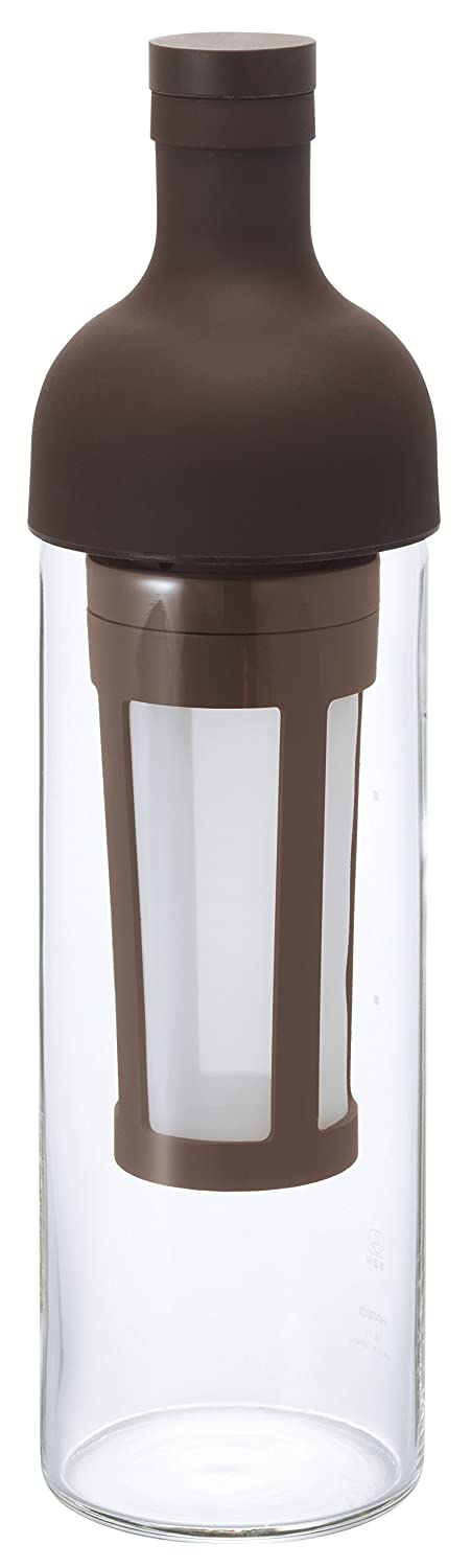 Hario Cold Brew Coffee Bottle, Brown