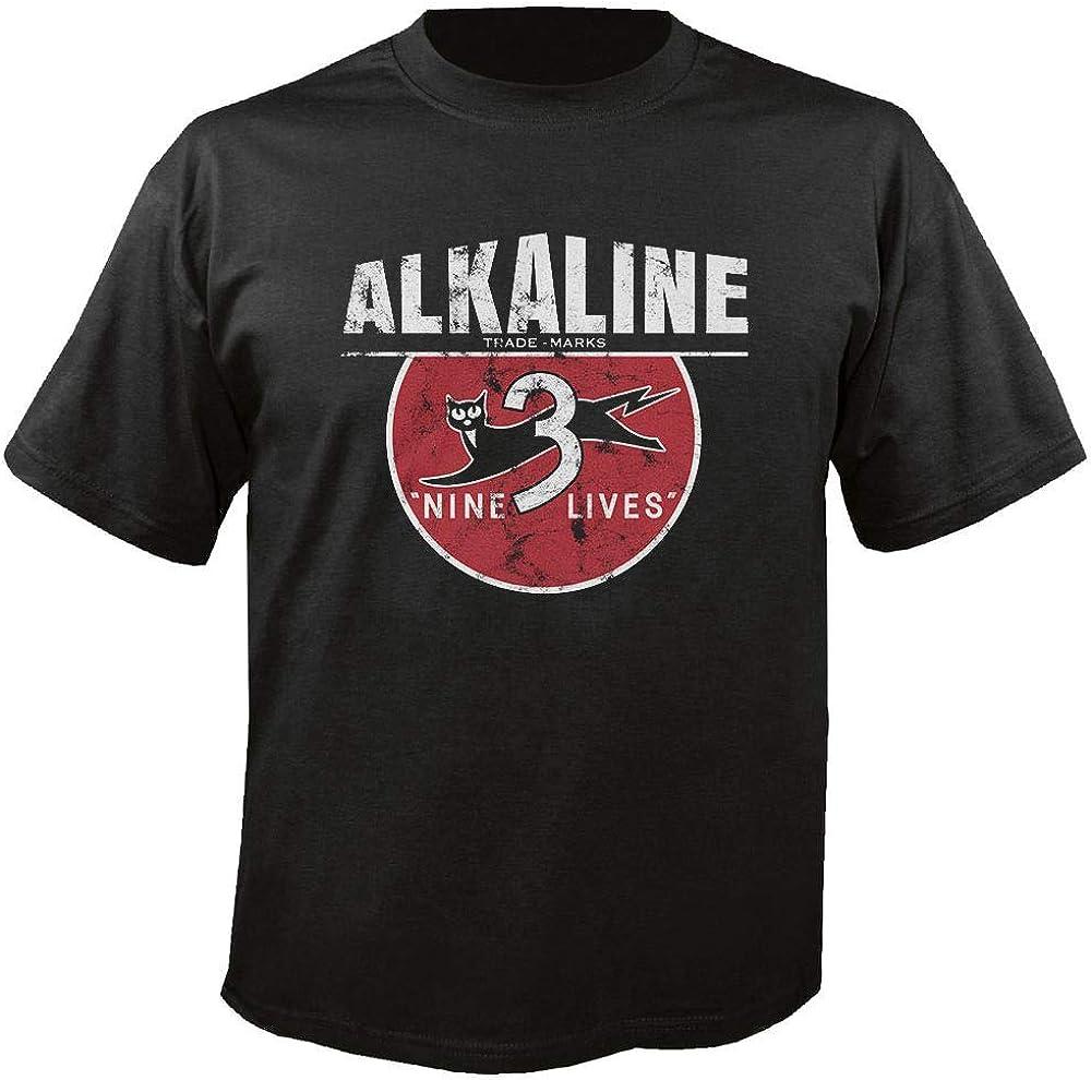 ALKALINE TRIO T-Shirt Nine Lives