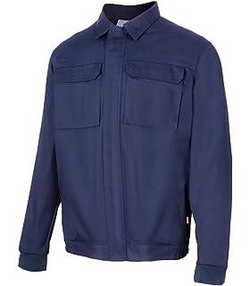 Velilla 106003 61 54 - Cazadora 100% algodón Azul Navy Talla 54 ...