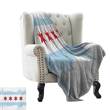 Surprising Amazon Com Renteriadecor Chicago Skylinecouch Throws City Uwap Interior Chair Design Uwaporg
