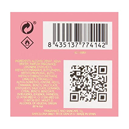 Prada Candy Florale for Women 2 7 oz Eau de Toilette Spray