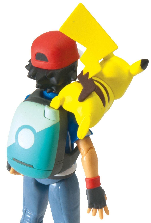 pokemon ash and 2 inch pikachu action figure figures amazon canada