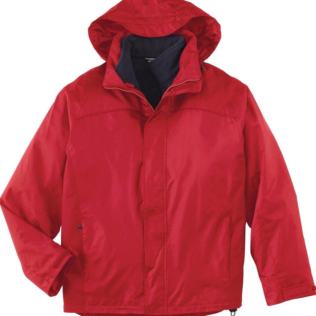 Ash City Mens 3-in-1 Jacket
