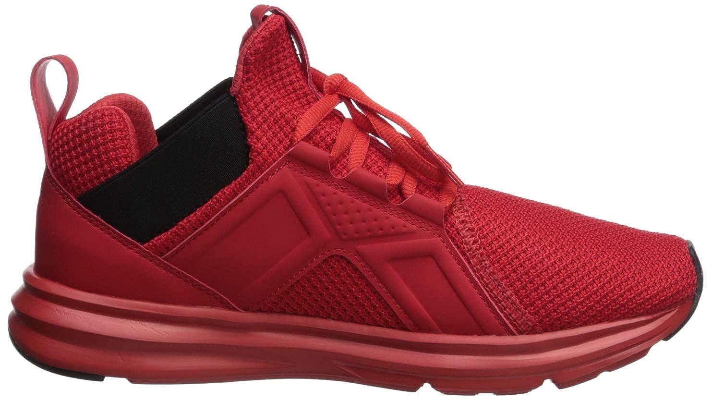 PUMA Unisex-Kids Enzo Weave Sneaker