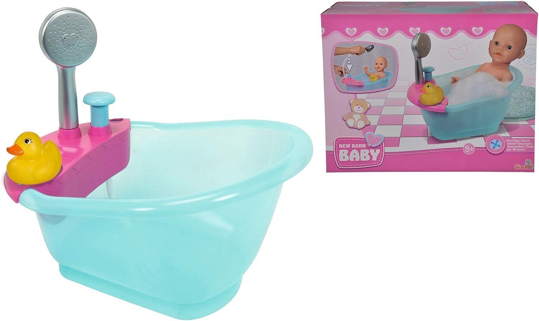Simba New Born Baby 105560123/Bath Tub Puppet