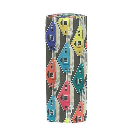 Bonipe - Estuche para lápices, diseño colorido sin sellos ...
