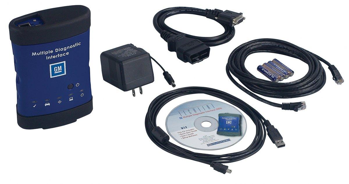 OTC 3845 GM Multiple Diagnostic Interface (MDI) Programming Solution Bundle