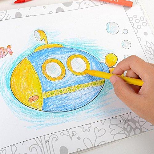 JIANGXIUQIN Artist Art Drawing Set, 118 Artworks, Crafts, Teachers, Amateurs, Professionals and Beginners of Various Art Supplies, School Supplies Gifts for Children and Children. by JIANGXIUQIN (Image #3)