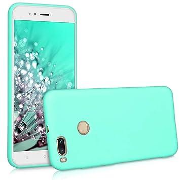 601189f3d42 kwmobile Funda compatible con Xiaomi Mi 5X / Mi A1: Amazon.es: Electrónica