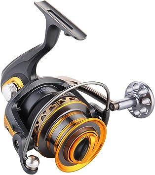 Lixada 13 + 1BB Rodamientos Pesca Surfcasting de Larga Distancia ...