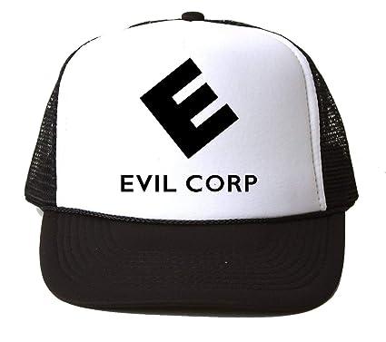 Evil Corp Logo In Mr Robot Baseball Cap Hat Gorra Unisex One Size ...