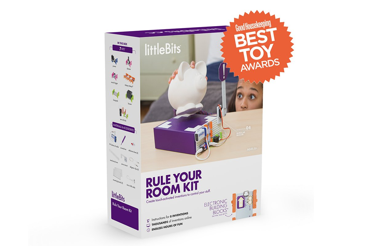 . Amazon com  littleBits Base Kit   Rule Your Room  Toys   Games