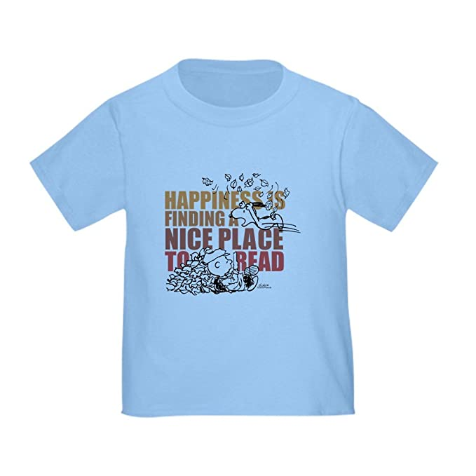 a85f6fe4 Amazon.com: CafePress - Peanuts Happiness Thanksgiving Din - Cute ...
