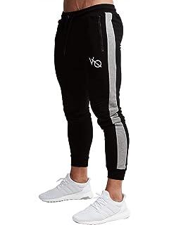 21a7e3f1c72b5 ビベター)Bebetter ジョガーパンツ メンズ スキニー ロングパンツ ファスナー付き スリム スポーツ スウェット トレーニング