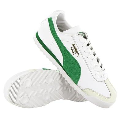 Puma Roma Verde Blanco sVg60A