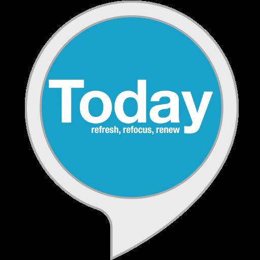 Amazon com: Today Daily Devotional: Alexa Skills