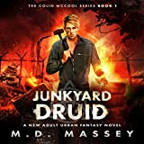 Bargain Audio Book - Junkyard Druid