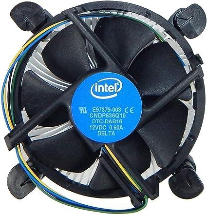 Intel Original E97378-001 CPU Cooler para LGA1155/1156/1150 ...