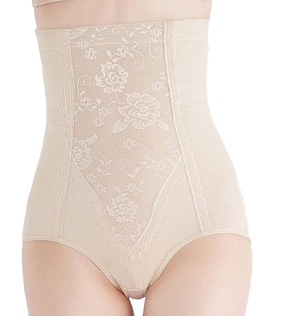 c975640cc15 Fseason-Women Tummy Control Postpartum Plus Size Slim Thong Panty Shapewear  at Amazon Women's Clothing store: