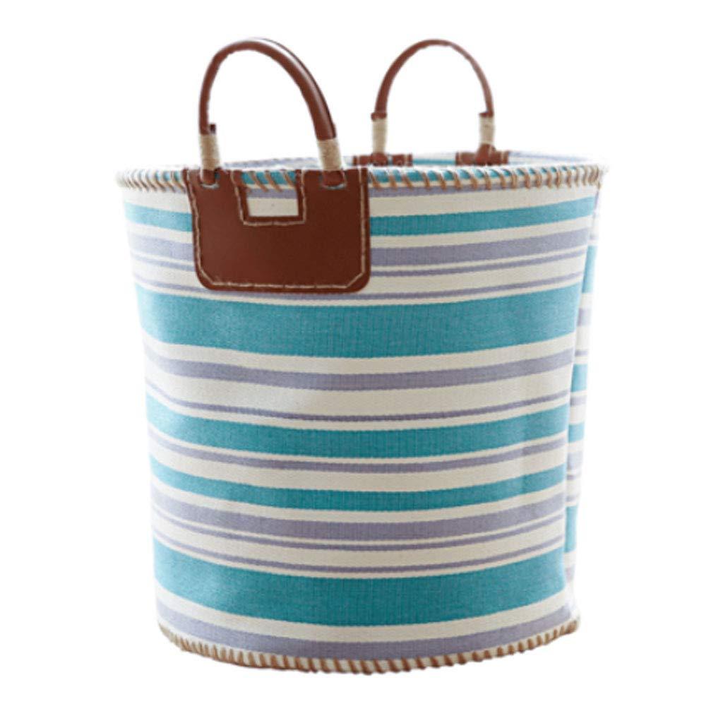 Laundry Basket   Home Storage Basket (Size : L)