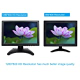 TOGUARD Portable Monitor 10.1 Inch IPS
