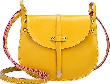 Femmes sacs à main en cuir Petit Bandoulière épaule Fourre-tout Messenger sac à main Sacs