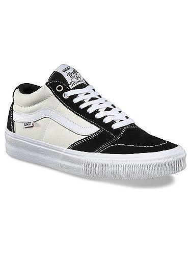 4dbbb5e8b4bfcd Vans TNT Sg Black White White  Amazon.co.uk  Shoes   Bags