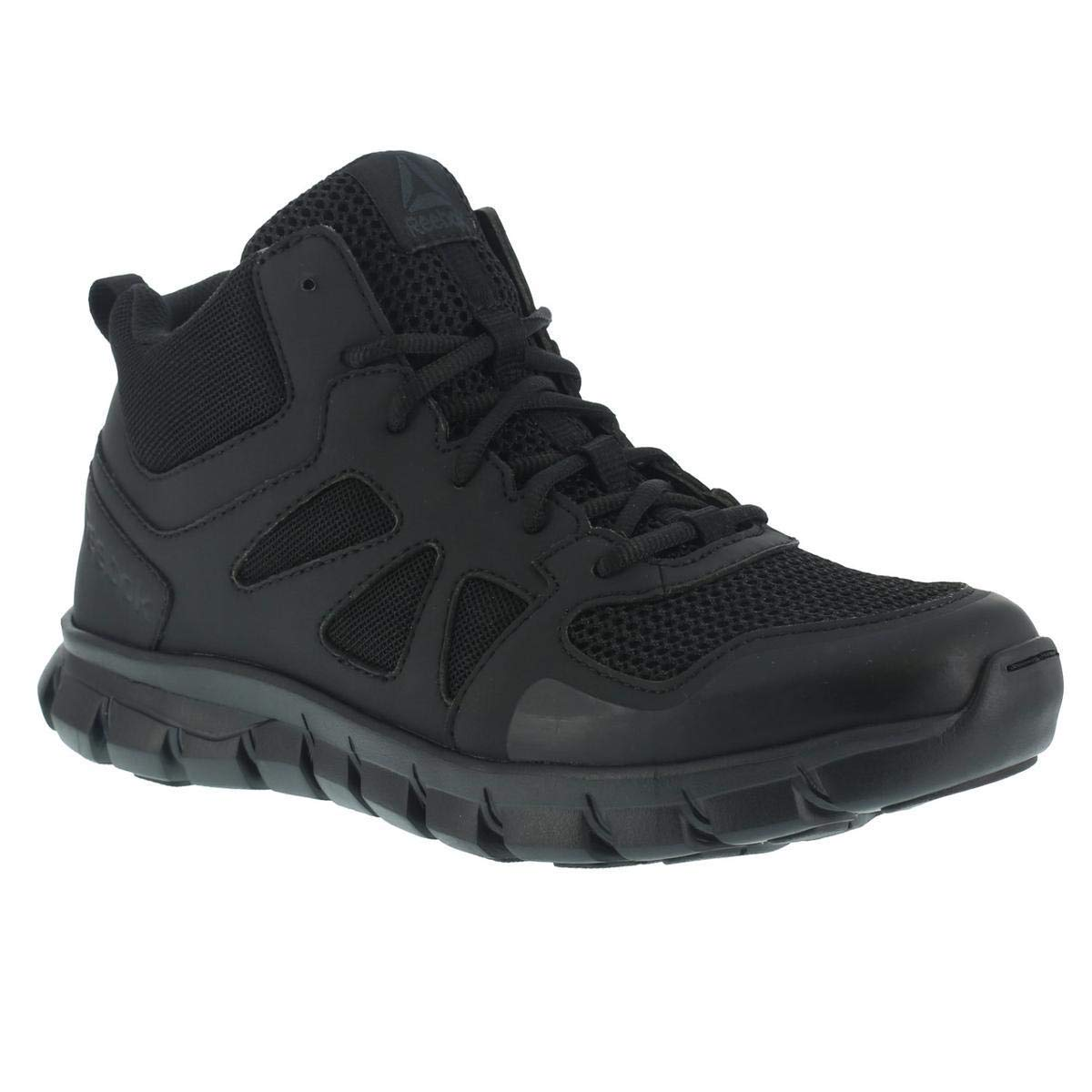 Reebok Women's Sublite Cushion Tactical RB805 Military & Tactical Boot, Black, 7 M US by Reebok