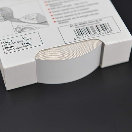 Umleimer in Weiss glatt und strukturlos Schmelzkleber f/ür Regalb/öden und M/öbelbauplatten 2-er Pack Melaminkantenumleimer in Wei/ß 45 mm x 5 m Rolle 2 Rollen = 10 Meter Kantenumleimer inkl