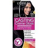 Coloração Casting Creme Gloss, L'Oréal Paris, 100 Preto Noite