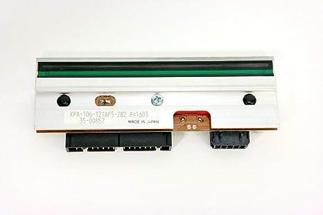 300dpi Zebra P1046696-016 OEM COMPATIBLE Printhead for Model ZE500-4 RH//LH