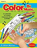 img - for Color by Music: A Collection of Colorful Classroom Music Activities book / textbook / text book