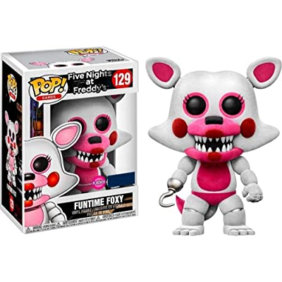 Funko Five Nights at Freddy's- Funtime Foxy: Toys & Games