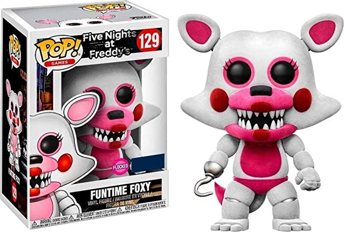 Figura Pop! Vinyl Five Nights at FreddyS Funtime Foxy Limited: Amazon.es: Juguetes y juegos