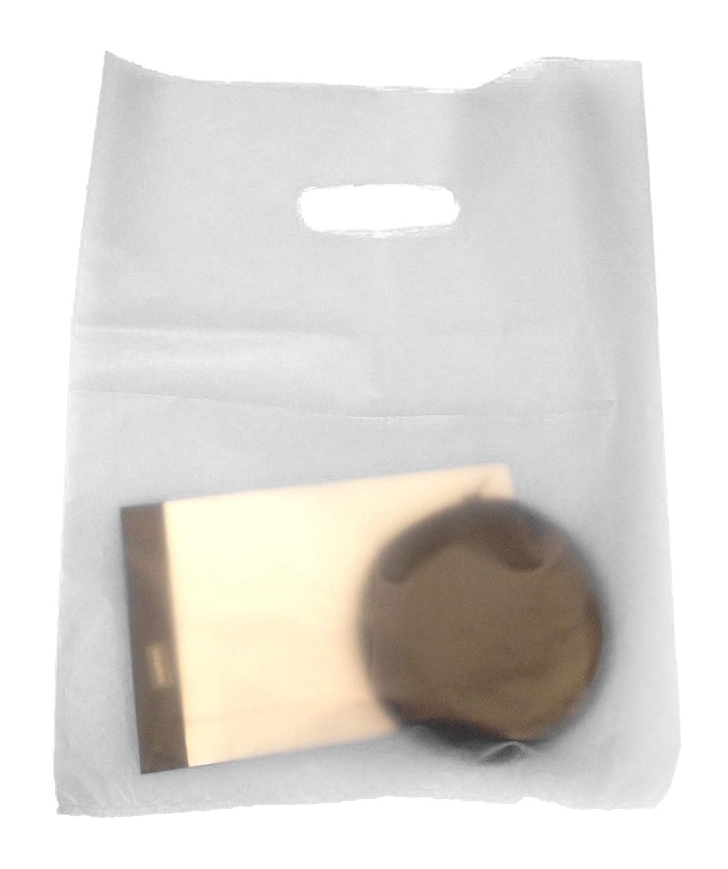 Paquete de 1000 bolsas de mercancía con mango troquelado de ...