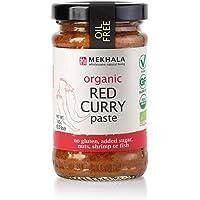 Mekhala Organic Thai Red Curry Paste, 100g