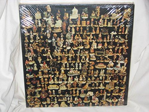 1983 Eaton Treasure Collection Sebastian Miniatures 500 Piece Jigsaw Puzzle