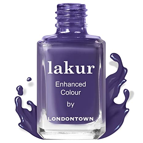 londontown lakur a la Reina Con Amor, púrpura F13