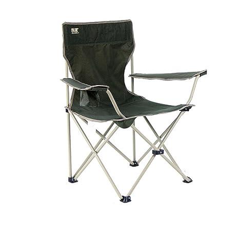 Sillas de playa al aire libre Camping Mesas y sillas plegables Silla ...