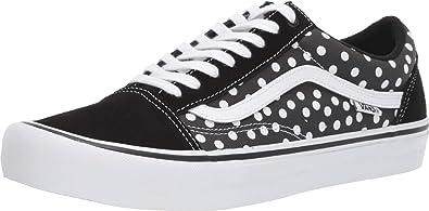 Amazon Com Vans Old Skool Pro Baker Dollin Polka Dots Men S 10 Women S 11 5 Shoes
