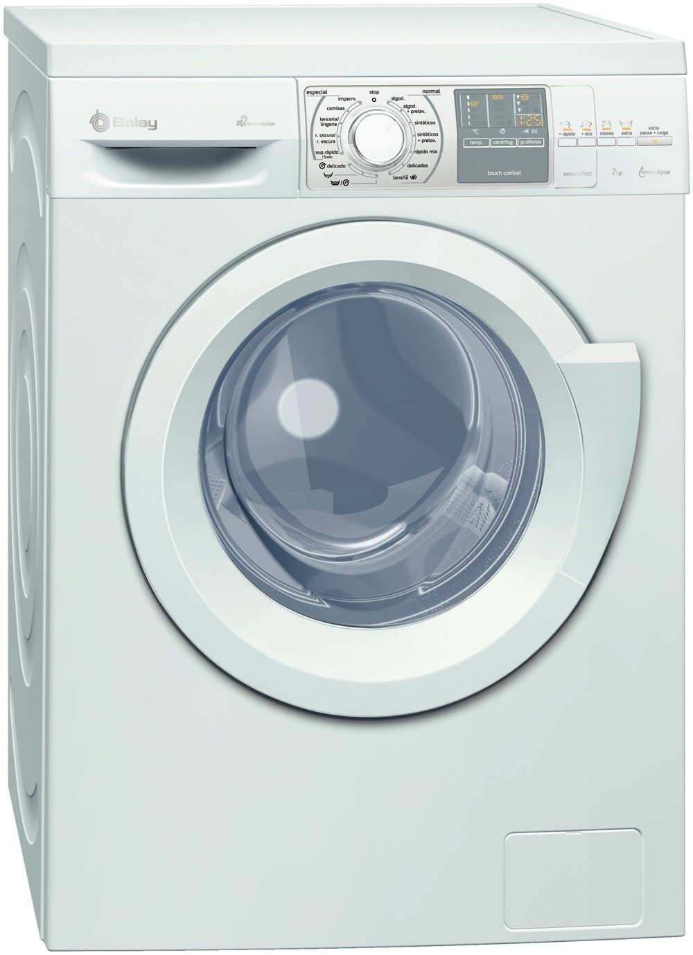 Balay 3TS74100A Independiente Carga frontal 7kg 1000RPM A+++ ...