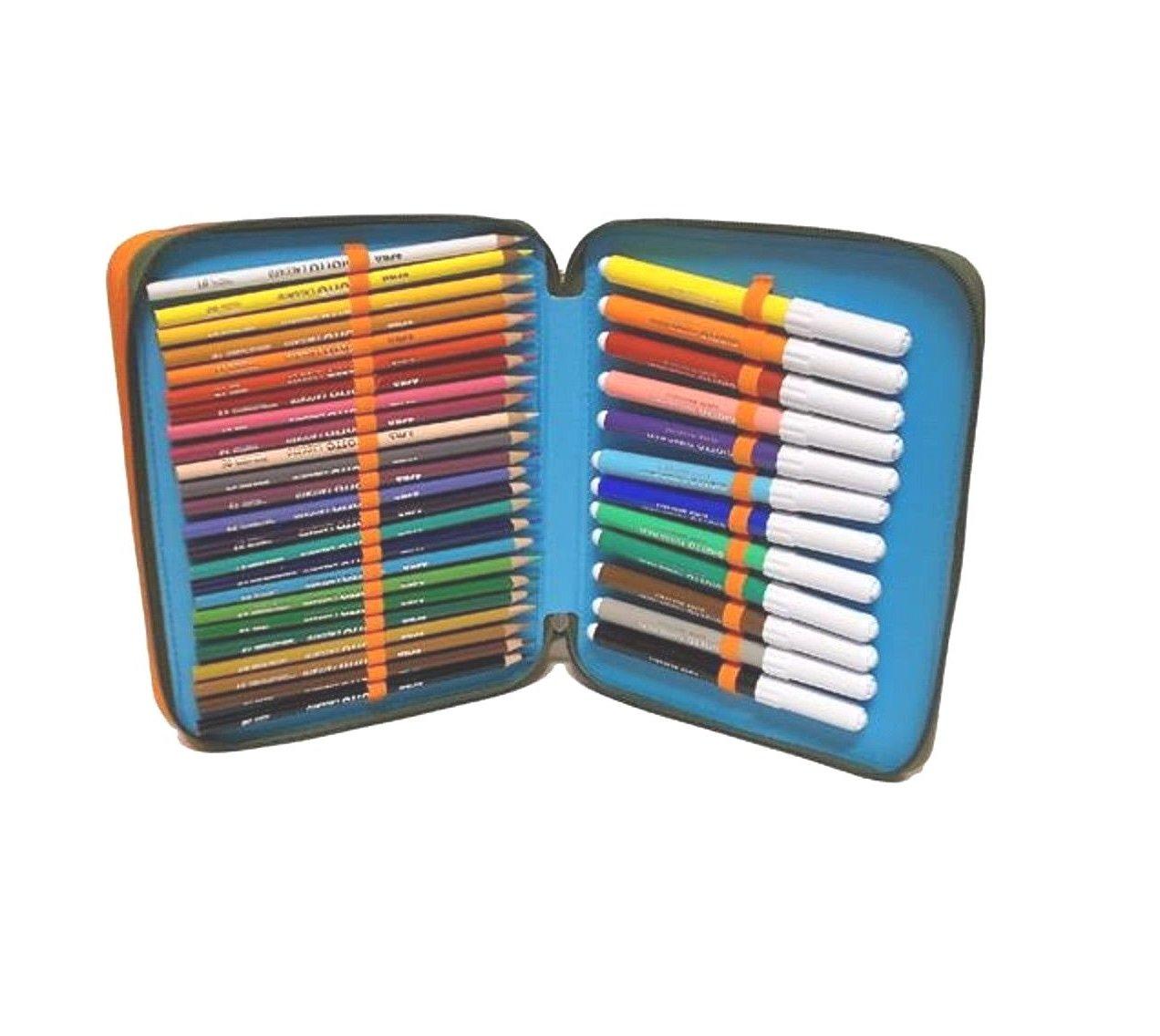 Mochila escolar WWF Adventure Original aventuras Panini niño Boy + Estuche 2 pisos completo + incluye lápiz purpurina + Postal WWF: Amazon.es: Oficina y ...
